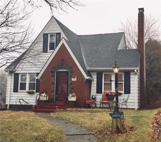 910 Woodlawn Rd, Steubenville, OH 43952 (MLS #4068408) :: The Crockett Team, Howard Hanna