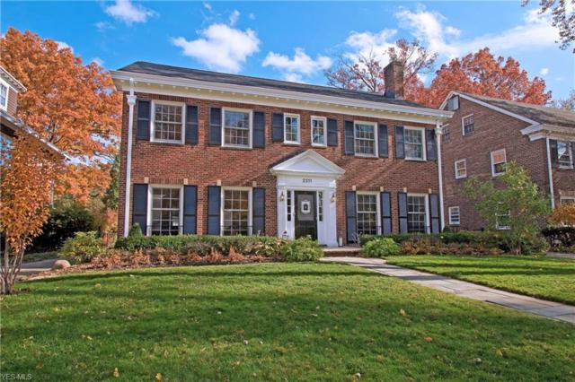 2311 Ardleigh Dr, Cleveland Heights, OH 44106 (MLS #4068499) :: RE/MAX Edge Realty