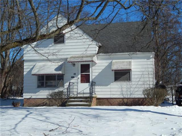 40 Cresswell Ave, Bedford, OH 44146 (MLS #4068800) :: RE/MAX Edge Realty