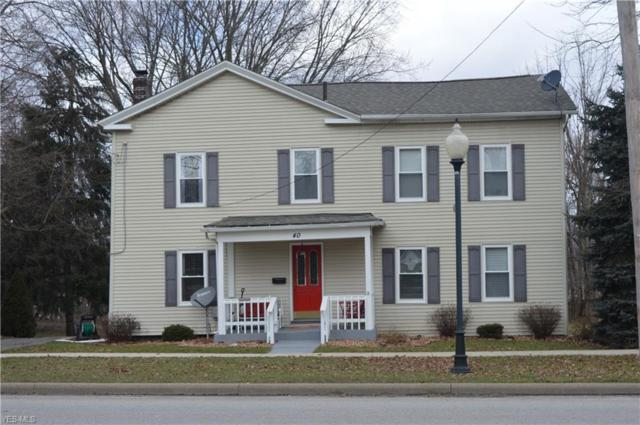 40 E Main St, Canfield, OH 44406 (MLS #4068811) :: RE/MAX Edge Realty