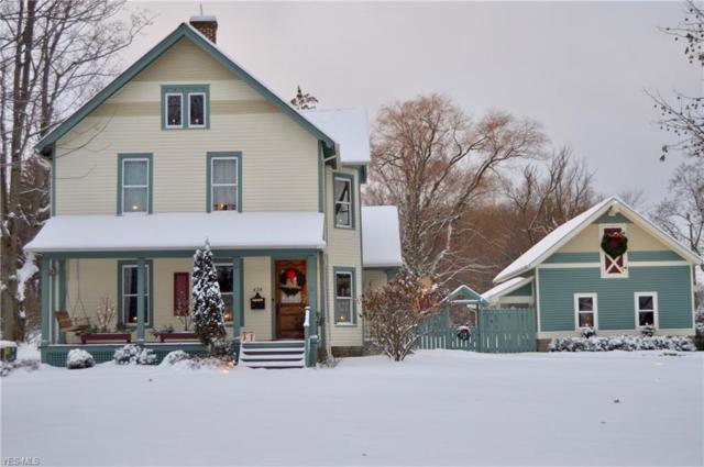438 E Washington St, Chagrin Falls, OH 44022 (MLS #4068950) :: RE/MAX Edge Realty