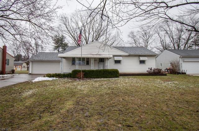 5162 Kuszmaul Ave NW, Warren, OH 44483 (MLS #4069168) :: RE/MAX Valley Real Estate