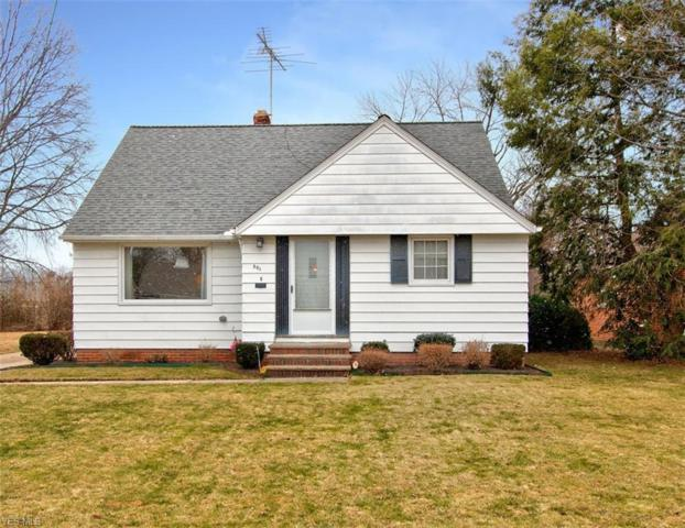 301 E 276th St, Euclid, OH 44132 (MLS #4069483) :: RE/MAX Edge Realty