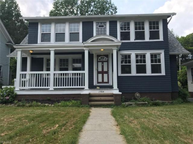 1584 Rydalmount Rd, Cleveland Heights, OH 44118 (MLS #4069557) :: RE/MAX Edge Realty