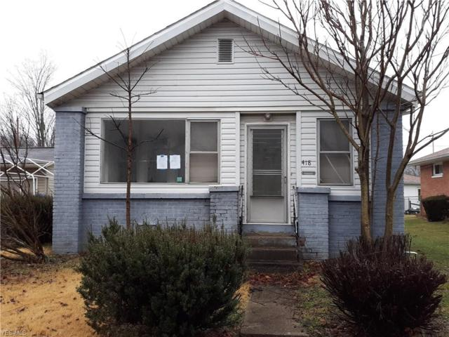 418 S 7th St, Cambridge, OH 43725 (MLS #4069699) :: RE/MAX Edge Realty
