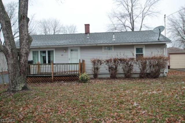45 Fairlawn Ave, Niles, OH 44446 (MLS #4069843) :: RE/MAX Edge Realty
