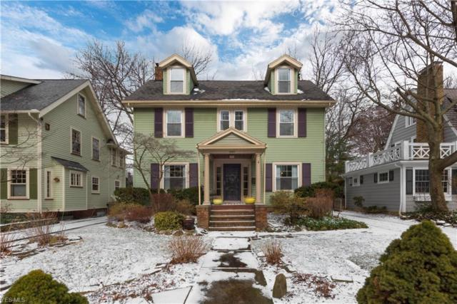 2995 Coleridge Rd, Cleveland Heights, OH 44118 (MLS #4069876) :: RE/MAX Edge Realty