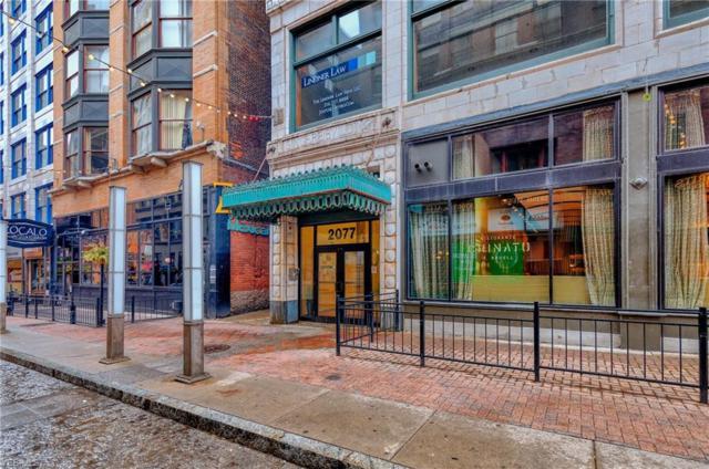 2077 E 4TH Ave E 5E, Cleveland, OH 44115 (MLS #4069927) :: Ciano-Hendricks Realty Group
