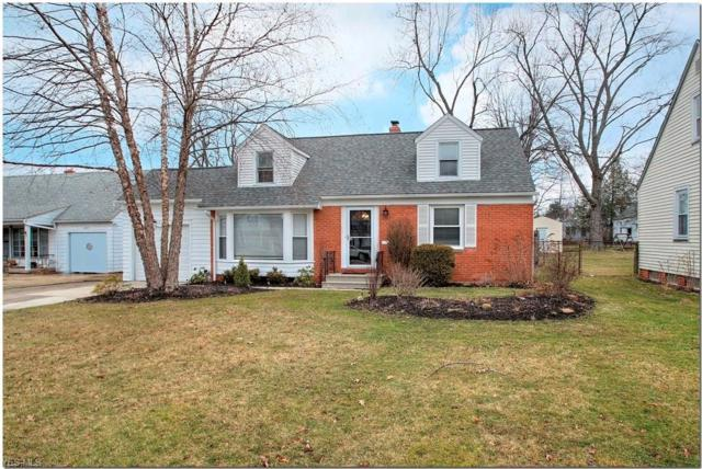 4935 Corliss Rd, Lyndhurst, OH 44124 (MLS #4070094) :: The Crockett Team, Howard Hanna