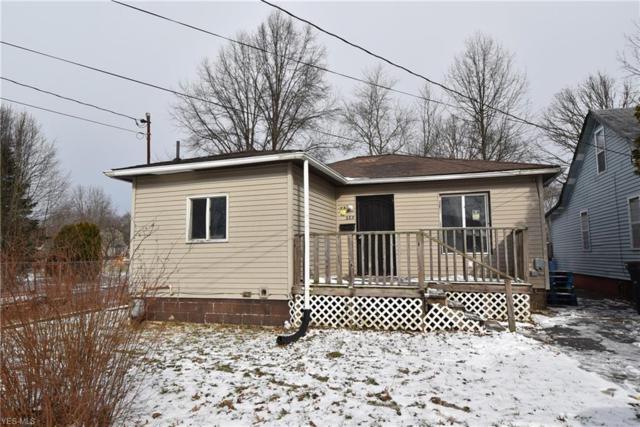 229 Comstock St NE, Warren, OH 44483 (MLS #4070180) :: RE/MAX Edge Realty
