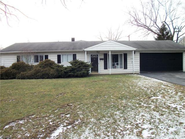 24600 Eldridge Dr, Bedford Heights, OH 44146 (MLS #4070409) :: RE/MAX Edge Realty