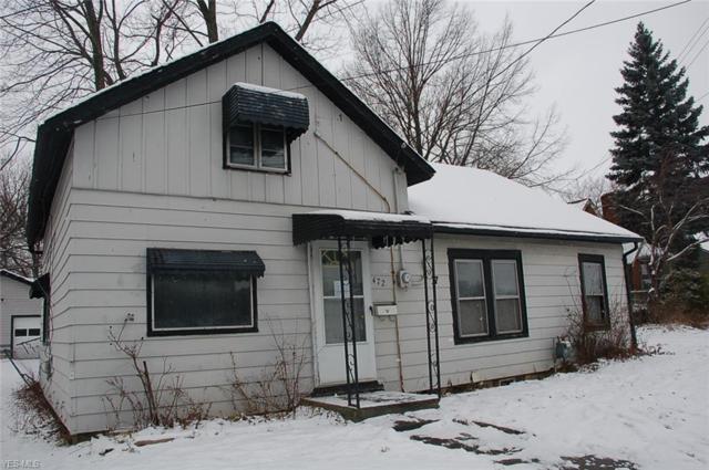 472 Babbitt Rd, Euclid, OH 44123 (MLS #4070510) :: RE/MAX Edge Realty