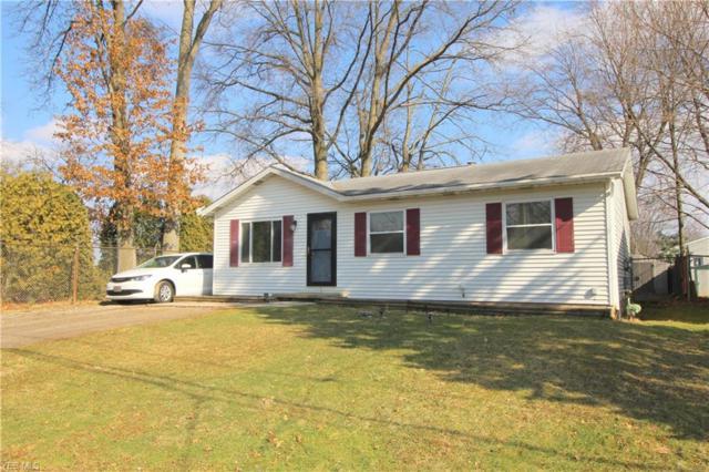345 Dunn St, Barberton, OH 44203 (MLS #4070561) :: RE/MAX Edge Realty