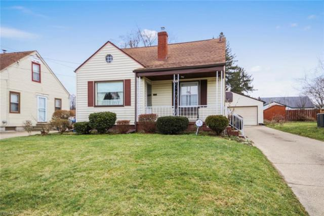 1319 Aberdeen Ave, Youngstown, OH 44502 (MLS #4070606) :: RE/MAX Valley Real Estate