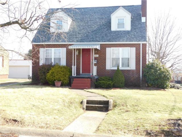 400 Wilshire Blvd, Steubenville, OH 43952 (MLS #4070665) :: The Crockett Team, Howard Hanna