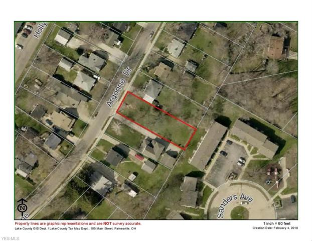 568 Argonne Dr, Painesville, OH 44077 (MLS #4071032) :: RE/MAX Edge Realty