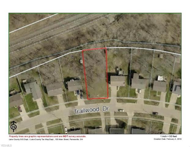 525 Trailwood Dr, Painesville, OH 44077 (MLS #4071059) :: RE/MAX Edge Realty