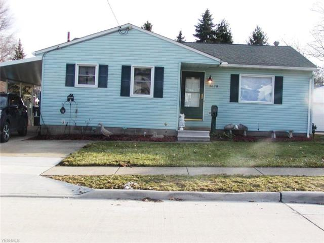 3678 Louise, Mogadore, OH 44260 (MLS #4071151) :: RE/MAX Edge Realty