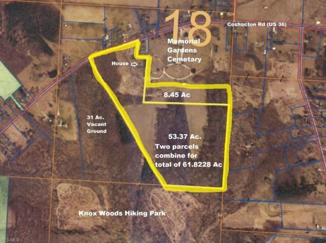 18220 Coshocton Rd, Mount Vernon, OH 43050 (MLS #4071269) :: The Crockett Team, Howard Hanna