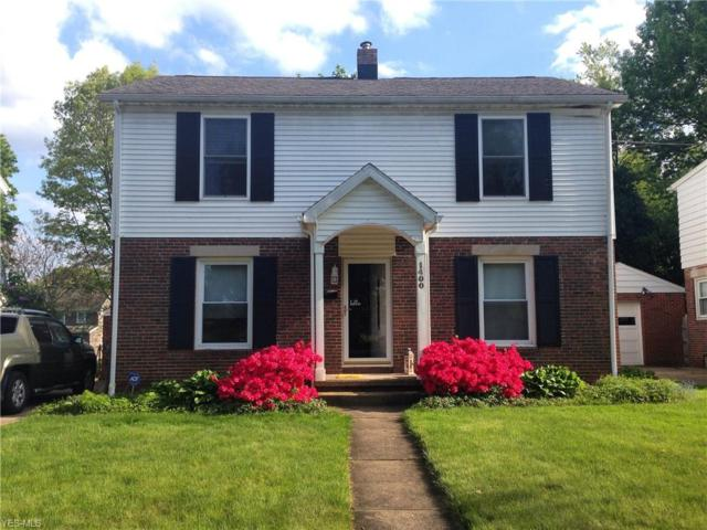 1400 Westvale Ave, Akron, OH 44313 (MLS #4071579) :: RE/MAX Edge Realty
