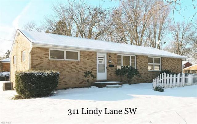311 Lindy Lane Ave SW, North Canton, OH 44720 (MLS #4072096) :: The Crockett Team, Howard Hanna