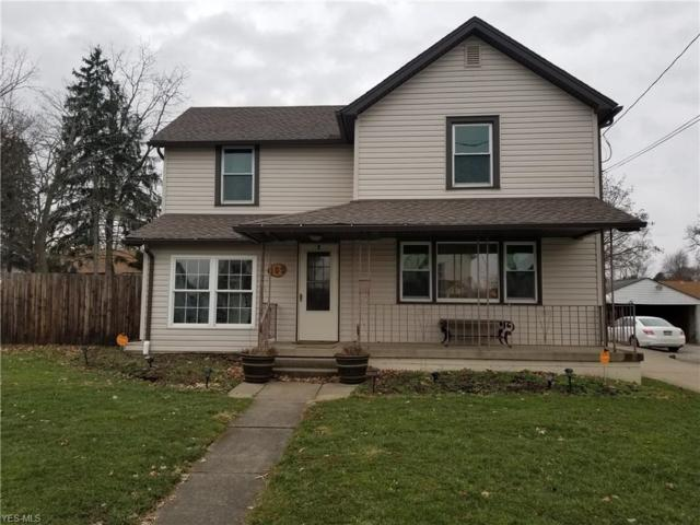 105 Center St, Struthers, OH 44471 (MLS #4072414) :: RE/MAX Edge Realty