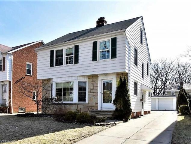4174 Bushnell Rd, University Heights, OH 44118 (MLS #4072487) :: RE/MAX Edge Realty