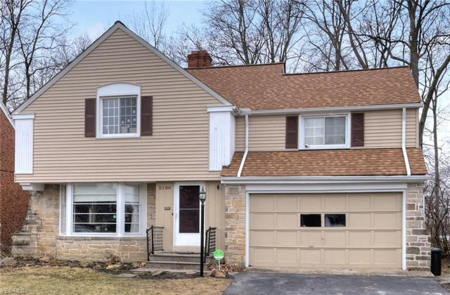 2196 S Belvoir Blvd, University Heights, OH 44118 (MLS #4072532) :: RE/MAX Edge Realty