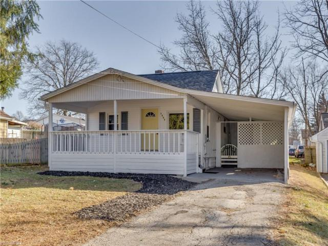 1306 Douglass Ave, Barberton, OH 44203 (MLS #4072705) :: RE/MAX Edge Realty