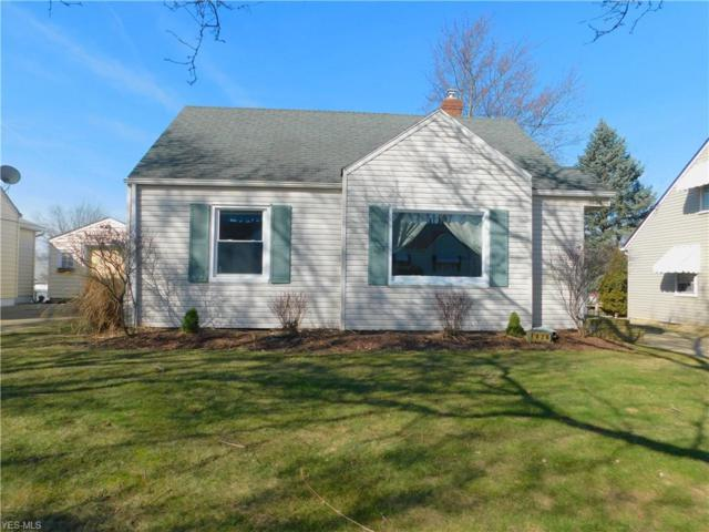 1626 Evergreen Ave, Akron, OH 44301 (MLS #4073237) :: RE/MAX Edge Realty