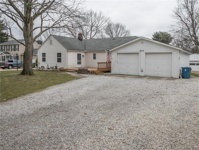 800 Danner Rd, Tallmadge, OH 44278 (MLS #4073602) :: Tammy Grogan and Associates at Cutler Real Estate