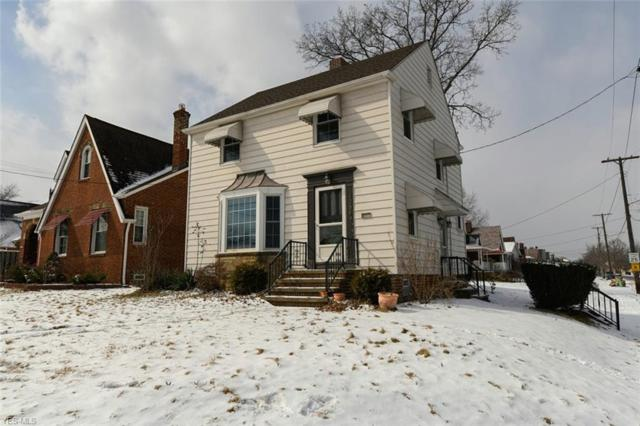 4258 W 63 St, Cleveland, OH 44144 (MLS #4073611) :: RE/MAX Edge Realty