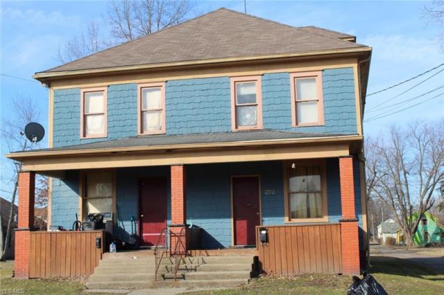 923 Rowland Ave NE, Canton, OH 44705 (MLS #4073857) :: RE/MAX Edge Realty