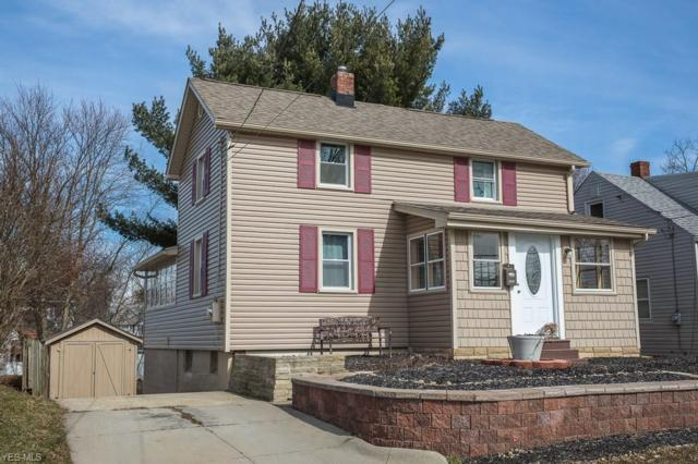 3981 Warner St, Mogadore, OH 44260 (MLS #4074004) :: RE/MAX Edge Realty