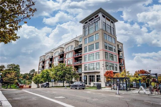 21 Furnace St #605, Akron, OH 44308 (MLS #4074287) :: Ciano-Hendricks Realty Group