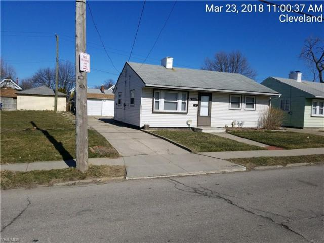 16605 Burnside Ave, Cleveland, OH 44110 (MLS #4074430) :: RE/MAX Valley Real Estate