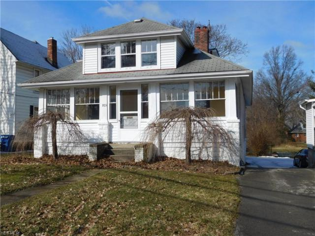 805 N Lincoln, Salem, OH 44460 (MLS #4074804) :: RE/MAX Edge Realty