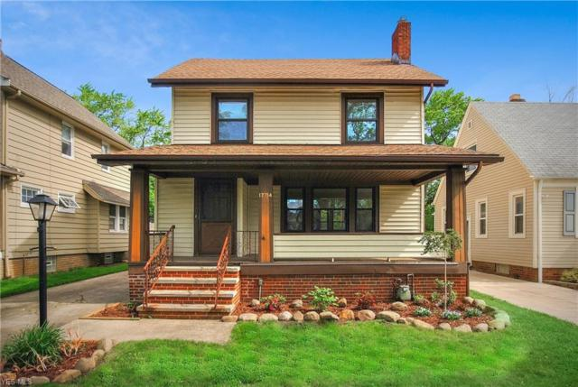 17714 Sedalia Ave, Cleveland, OH 44135 (MLS #4075170) :: RE/MAX Edge Realty