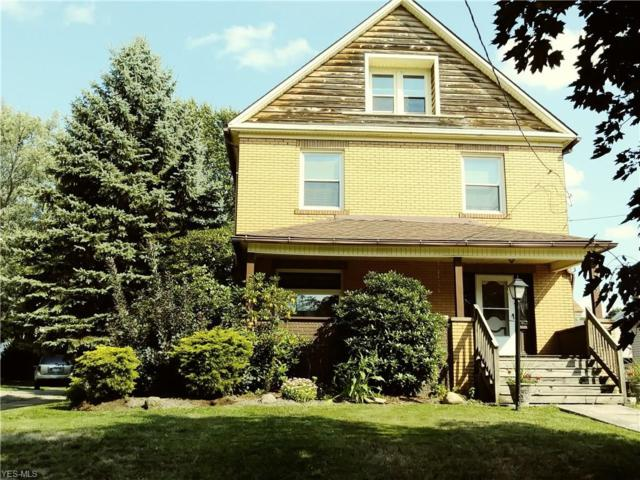 125 Lincoln Ave, Niles, OH 44446 (MLS #4075292) :: RE/MAX Edge Realty