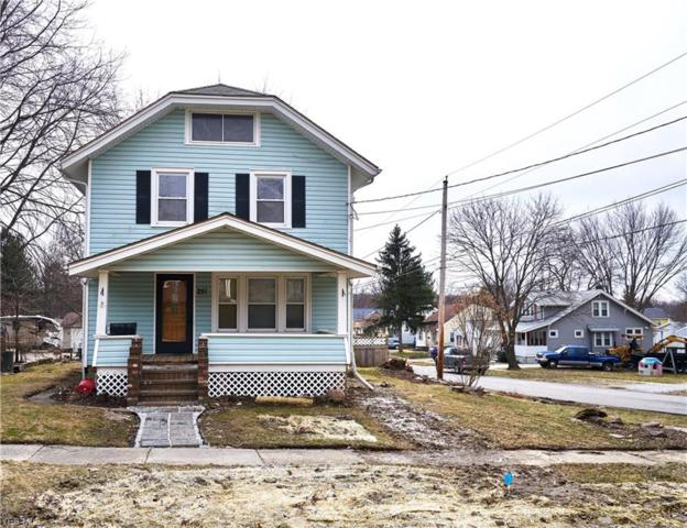 251 Park St, Wadsworth, OH 44281 (MLS #4075363) :: RE/MAX Edge Realty