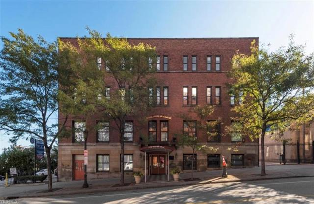 1133 W 9th St #306, Cleveland, OH 44113 (MLS #4075495) :: RE/MAX Trends Realty