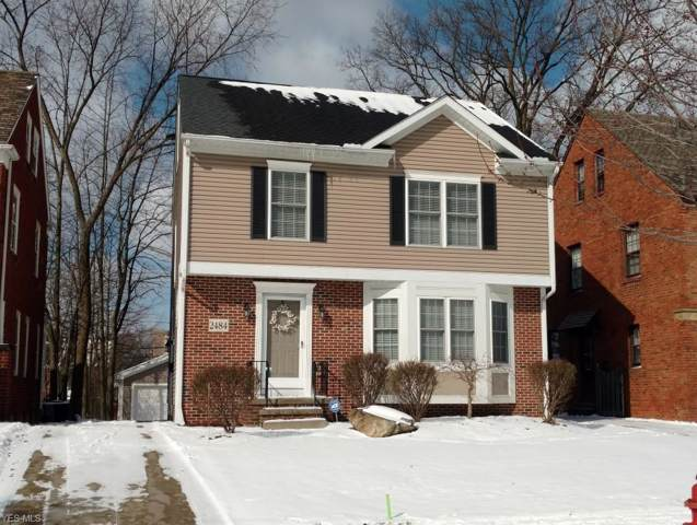 2484 Saybrook Rd, University Heights, OH 44118 (MLS #4075663) :: RE/MAX Edge Realty