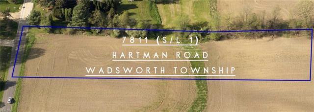 7811 Hartman Road, Wadsworth, OH 44281 (MLS #4075874) :: The Crockett Team, Howard Hanna