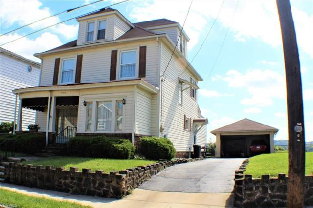 1112 Vine St, East Liverpool, OH 43920 (MLS #4076078) :: RE/MAX Edge Realty