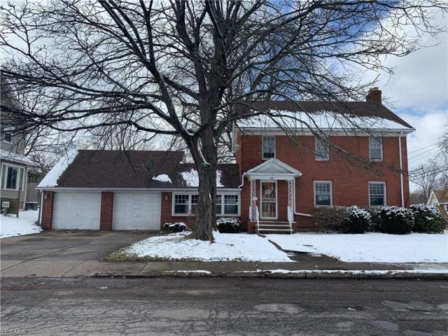 1465 Gibbs Ave NE, Canton, OH 44705 (MLS #4076199) :: RE/MAX Edge Realty