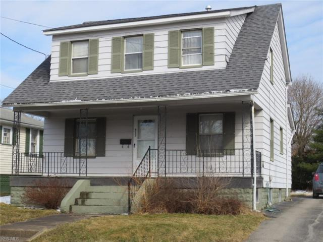 603 Belmont Ave, Niles, OH 44446 (MLS #4076345) :: RE/MAX Edge Realty