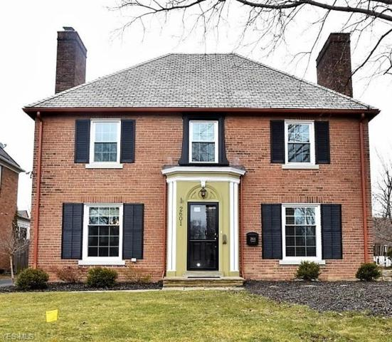 2601 Charney Rd, University Heights, OH 44118 (MLS #4077165) :: RE/MAX Edge Realty