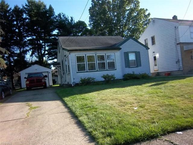 727 Wilbur Ave, Youngstown, OH 44502 (MLS #4077300) :: RE/MAX Edge Realty