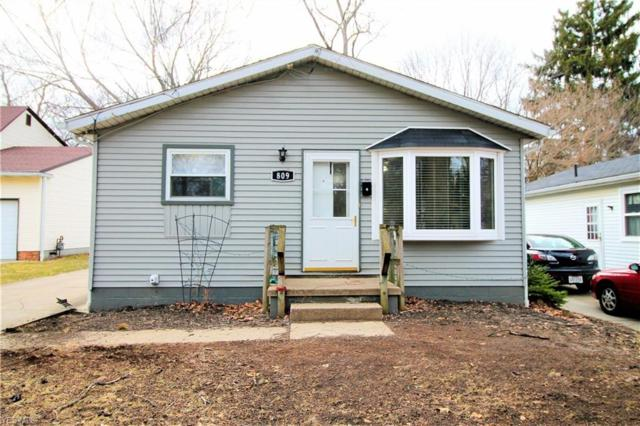 809 Loomis Ave, Cuyahoga Falls, OH 44221 (MLS #4077412) :: Tammy Grogan and Associates at Cutler Real Estate