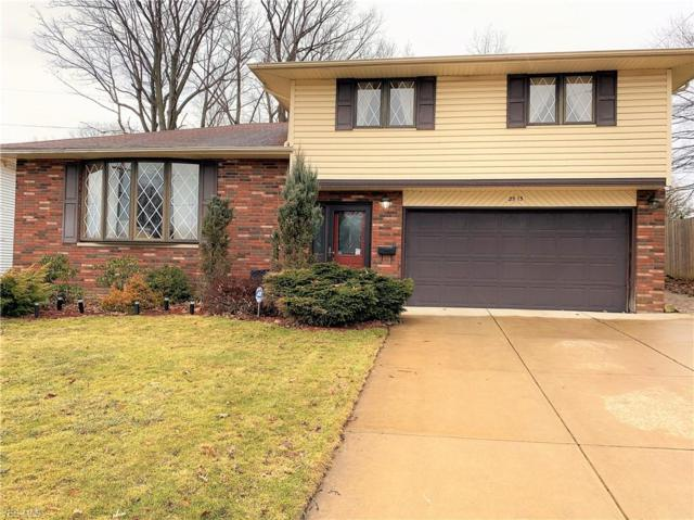 2513 Coventry Dr, Parma, OH 44134 (MLS #4077864) :: RE/MAX Edge Realty